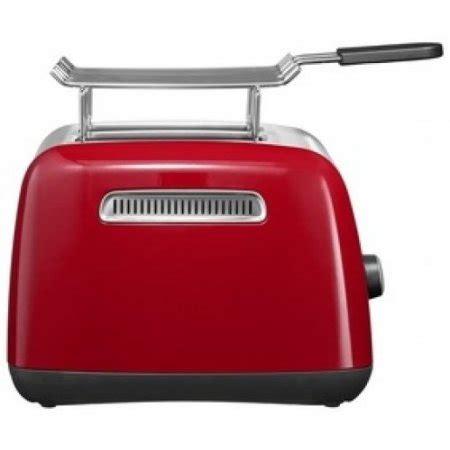 tostapane rosso kitchenaid tostapane 1100 w tostapane rosso 5kmt221eer