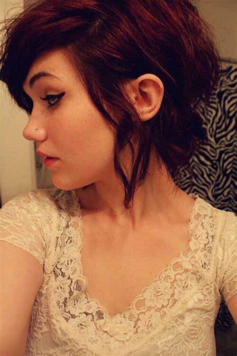 wavy pixie cuts pixie cut haircut