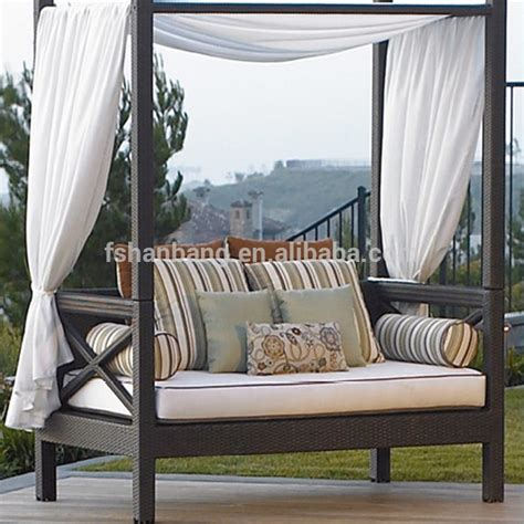 outdoor sofa with canopy outdoor sofa with canopy patio sofa bed wicker canopy