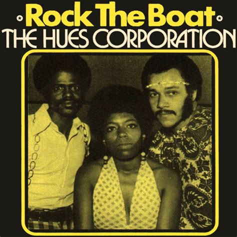 Rock The Boat Original Version by Allbum Alternative Work For Album And Single Covers