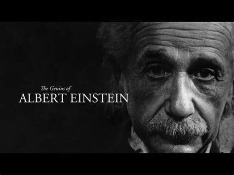 The Extraordinary Genius Of Albert Einstein  Youtube