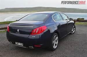 508 Peugeot : 2012 peugeot 508 gt review performancedrive ~ Gottalentnigeria.com Avis de Voitures