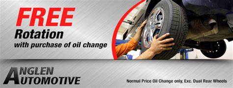 waxahachie tx tires auto repair shop anglen automotive