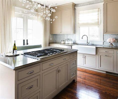 ikea gray kitchen cabinets glass orb chandelier contemporary kitchen david