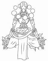 Widowmaker Xcolorings 101coloring sketch template
