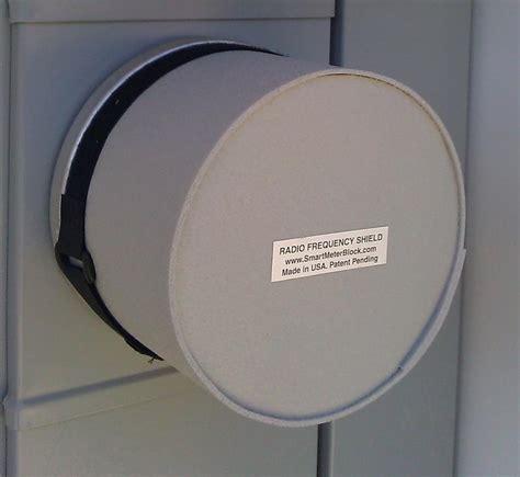 smart meter radiation protection