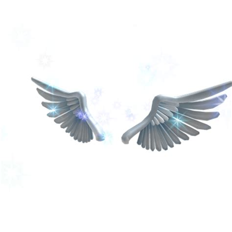 catalogsparkling angel wings roblox wikia fandom