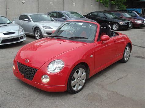 Daihatsu Copen Usa by Daihatsu Copen Pictures Information And Specs Auto