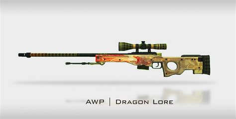 Cs Go Awp Wallpaper Awp Dragon Lore Counter Strike Global Offensive Skin Mods