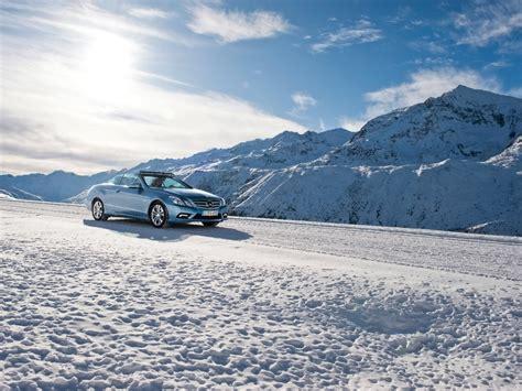 class cabriolet snow wallpapers   class