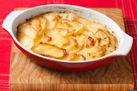 easy potato recipe scalloped potatoes how to make them fast video huffpost