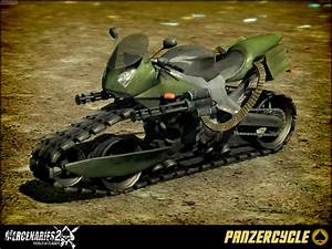Panzercycle | Mercenaries Wiki | FANDOM powered by Wikia