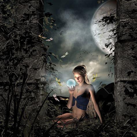 Moon Magick Moon Phases  Merrigan Crafts