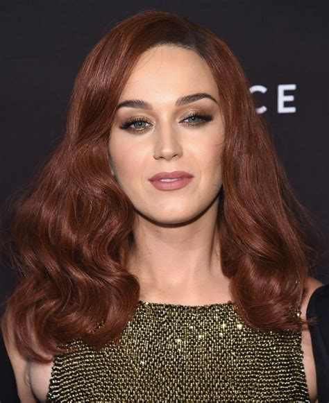 Katy Perry's Amazing Hair Colour Transformations Charted