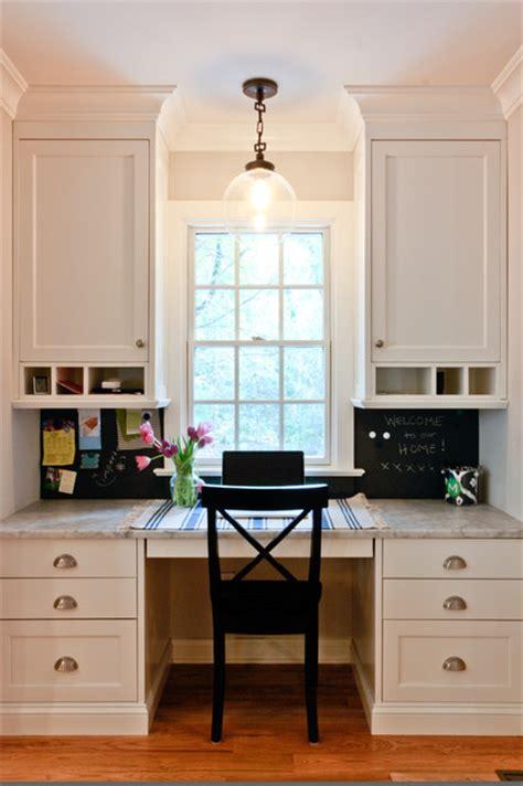 kitchen cabinets desk workspace classic coastal colonial renovation the kitchen desk 6015