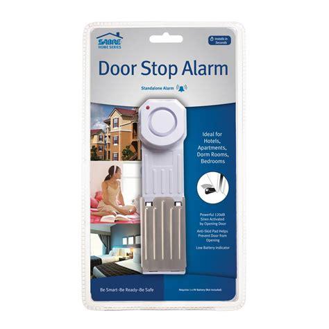 window alarms home depot sabre door stop alarm and security hs dsa fccd 1539