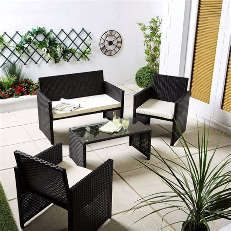 a thrifty mum rattan furniture set only 163 150 from aldi