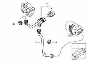 Original Parts For E46 316ti N42 Compact    Fuel