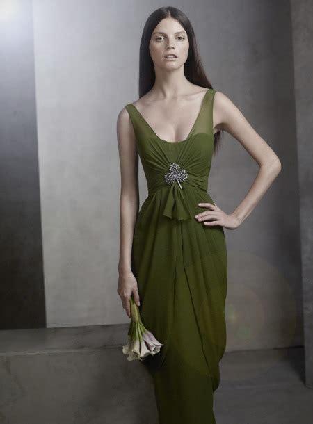 Vera Wang For Davids Bridal Bridesmaids Collection
