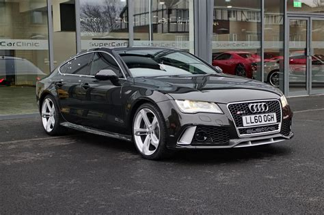 Audi A7 For Sale by Used 2010 Audi A7 Tdi Quattro Se For Sale In Lancashire