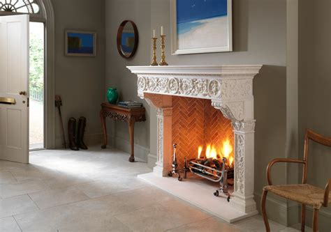 The Fiorenza Fireplace