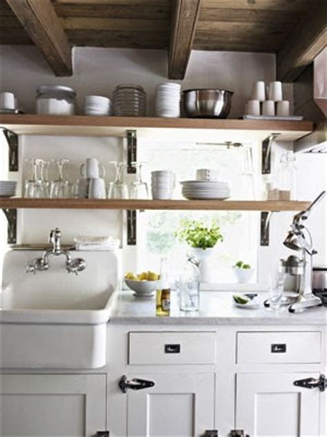 country kitchen shelves modern interiors country style home kitchen 2887