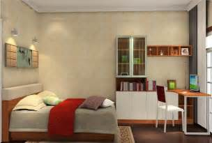 bedroom furniture layout 3d house