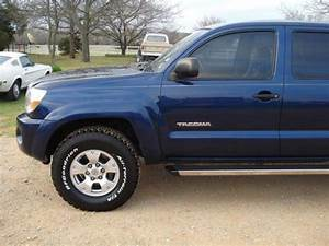 Sell Used 2006 Toyota Tacoma Double Cab Trd  Sr5 V6  No