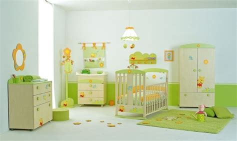 deco ourson chambre bebe idee deco chambre bebe winnie l ourson visuel 5