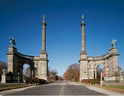 Philadelphia Pennsylvania Usa Park Memorial War Places