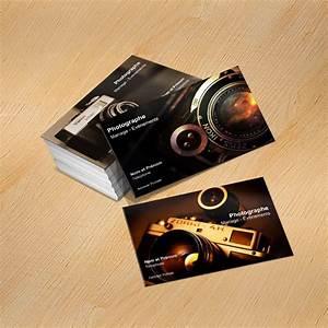 Carte De Visite Original : mod le carte de visite photographe original et professionnel ~ Melissatoandfro.com Idées de Décoration