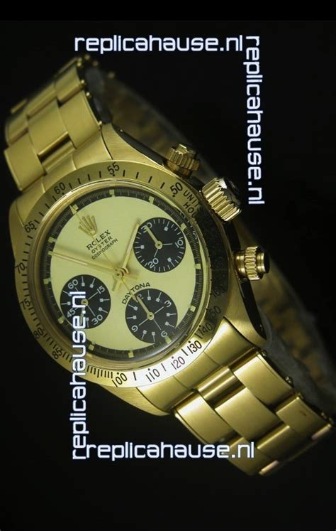 rolex daytona 6263 cosmograph gilt gold in gold