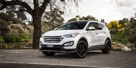 2016 Hyundai Santa Fe Sr Review