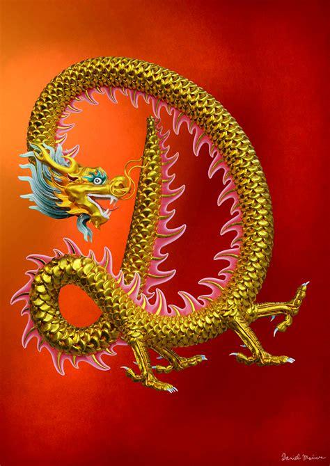 artstation  shaped dragon drop cap daniel macura