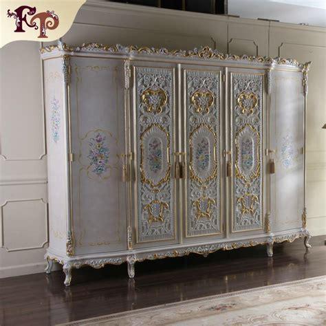 2017 high end classic furniture antique bedroom furniture
