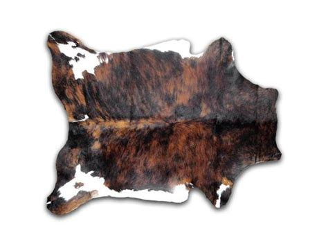 Cowhide For Upholstery by Brindle Cowhide Upholstery Or Rug