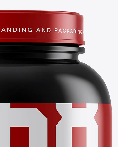 Hiya, on this moment i want to offer a stunning collection of free plastic bottle mockup for your next work. Glossy Protein Jar Mockup in Jar Mockups on Yellow Images ...