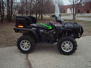 07 U0026 39  Polaris Sportsman 800 Efi Deluxe For Sale