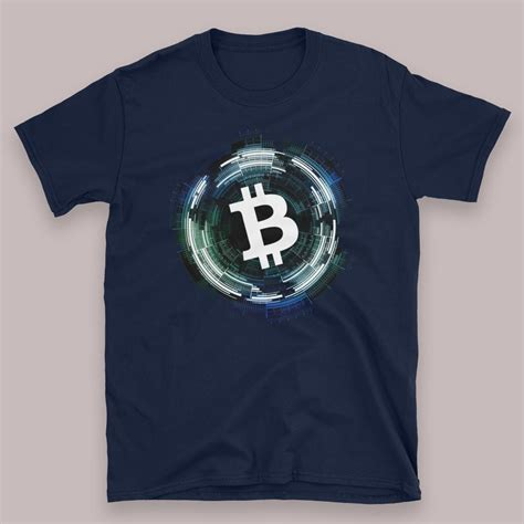 Explore a wide range of the best bitcoin t shirt on besides good quality brands, you'll also find plenty of discounts when you shop for bitcoin t shirt. BITCOIN LIGHT LOGO UNISEX T-SHIRT NAVY