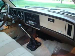 Terrific Tahoe  1983 Chevrolet S