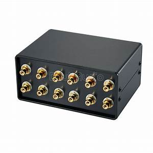Stereo 4  Switcher
