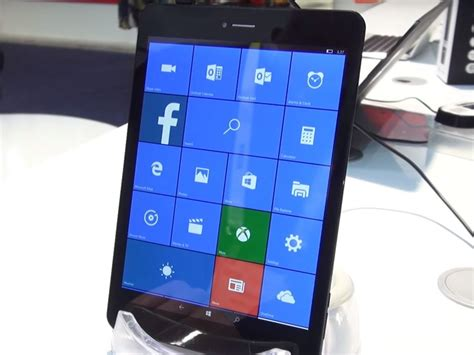 Windows Mobile Tablet by The Upcoming Pipo U8t Windows 10 Mobile Tablet Uses Arm