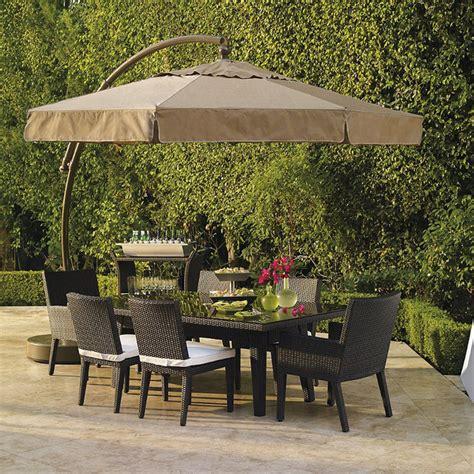 11 1 2 european side mount patio umbrella with valance