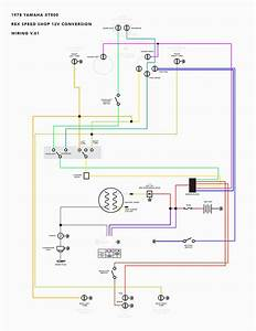 Xt500 Wiring Diagram