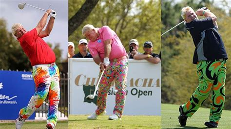 Golf's best and worst dressed list