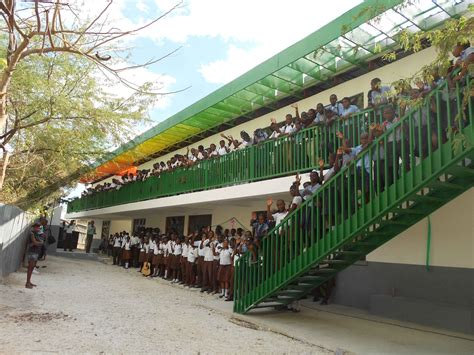 Architecture For Humanity Announces Completion Of Haiti