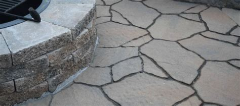 how to install flagstone patio on concrete modern patio