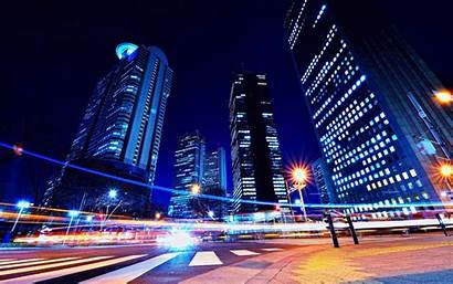 Japan Landscape Night Tokyo Wallpapers Cityscapes Backgrounds