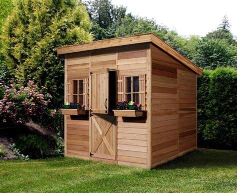 cedar garden sheds for sale prefab artist studio shed kits diy backyard cave
