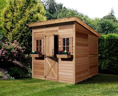 prefab artist studio shed kits diy backyard man cave sheds cedarshed usa
